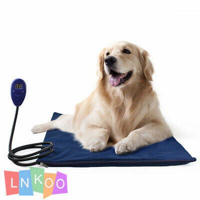 Waterproof Pet Electric Heating Heated Warmer Dog Cat Pad Mat Thermal Protection