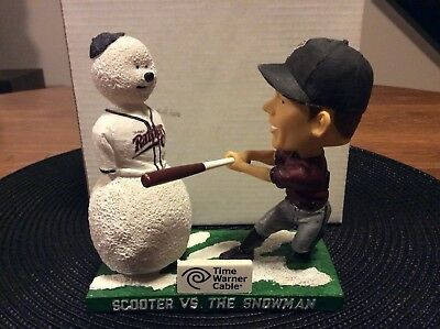 2011 Wisconsin Timber Rattlers Scooter Gennett Bobblehead!