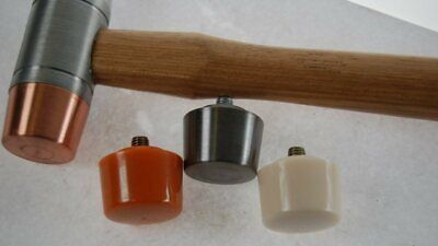 5 in 1 35 mm Interchangeable Head Hammer  (Ref: 70009A03) FROM CHRONOS