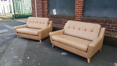 G Plan Vintage The Fifty Three Small 2 Seater