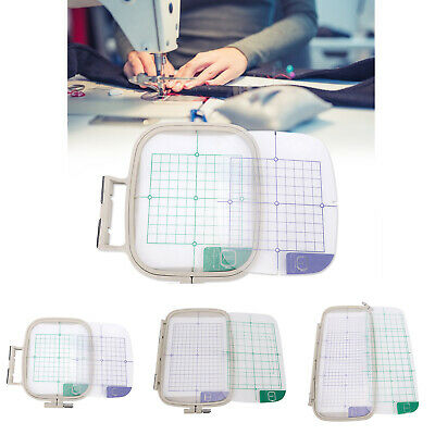 Sewing Machine Stretch Hoop Frame Accessory for Brother Embroidery Machine NEW