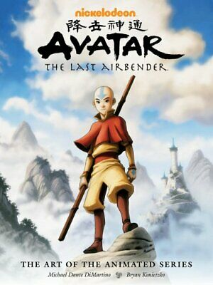 Avatar: The Last Airbender#the Art Of The Animated Series 9781595825049