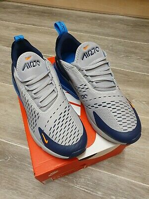 Nike Air Max 270 GS Older Kids New Vintage Lichen Lifestyle Sneakers 943345-301