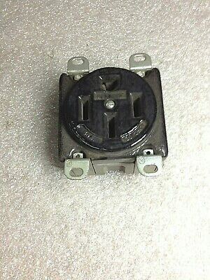 (D1) Hubbell 50A 125/250V Receptacle