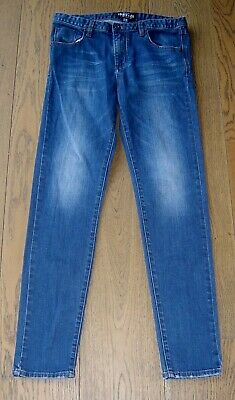 Indie And Co  Boys Slim Fit Jeans Sz 14