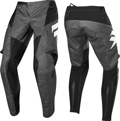 2019 Shift WHIT3 Label MUSE Motocross MX Race Pants SMOKE Adults