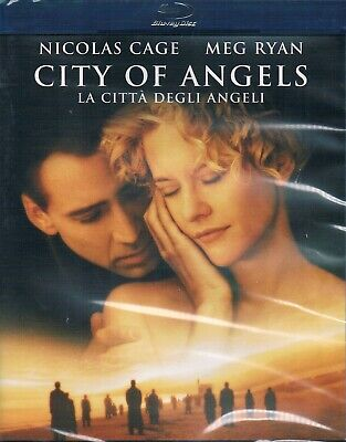 Blu-Ray LA CITE DES ANGES CITY OF ANGELS (1998) Nicolas Cage Meg Ryan Neuf