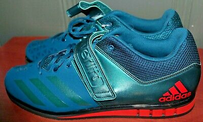 ed8192c70636 Adidas Powerlift.3.1 BA8014 Blue Mens Sizes 16 US Crossfit And Weight  Lifting