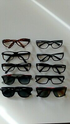 Carrera Sunglasses frames Lot Of 10