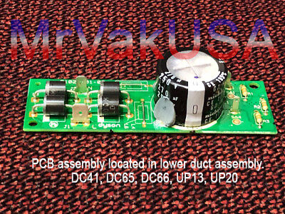 PCB Assy Circuit Board for DYSON DC41/DC65/DC66/UP13/UP20 921030-01
