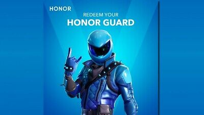 FORTNITE HONOR GUARD Skin - Huawei View20 (Game Key Epic