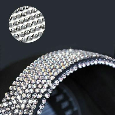 918pcs Self Adhesive Rhinestones Stick On Crystals Beads Diamante Bling Gems