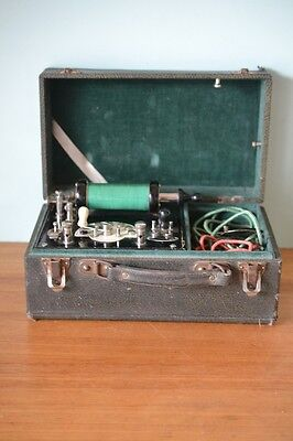 Vintage Medical   device Instrument Shock therapy Quack device