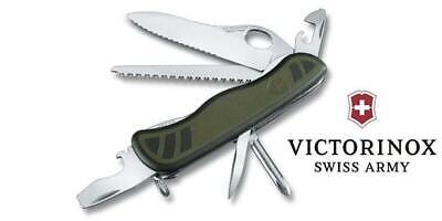Swiss Army Victorinox 53945 Soldier Standard Issue Multi Function Pocket Knife.