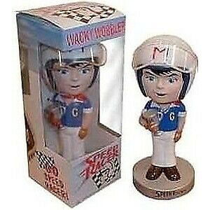 Funko Speed Racer Wacky Wobbler Bobble Head Pop Culture