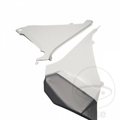 For KTM EXC 250 2T Sixdays 2013 Polisport Airbox Cover White