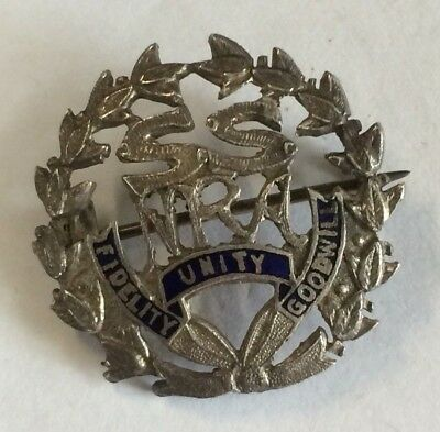 WW1 Soldiers Sailors Nurses Relatives Association Brooch Badge Pin