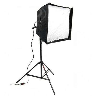 Photoflex 1000w Softbox Video Lighting Kit (RRP £570)
