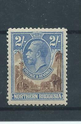 Northern Rhodesia stamps. 1925 GV 2s MH (E711)