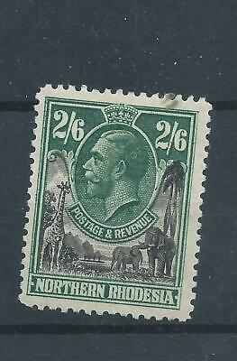 Northern Rhodesia stamps.  1925 GV 2s6d MH (E712)