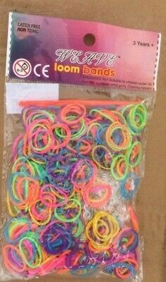 24000 Loom Bands Wholesale Joblot Clearance Stock Liquidated Bankrupt Carboot