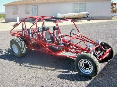 SAND RAIL DUNE Buggy 1600 VW engine runs strong 4 four Seat