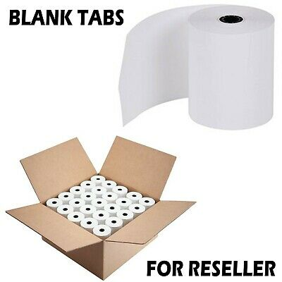RESELLER - 3 1/8 x 230 Thermal Paper Receipt Rolls - Wholesale Pallet Offer