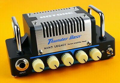 AMT ELECTRONICS BASS Guitar Preamp BC-1 (Bass Crunch) -- two