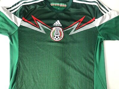 dff2a14f5fd ADIDAS MEXICO 2014 World Cup Men's Jersey (Size M) - $21.00 | PicClick