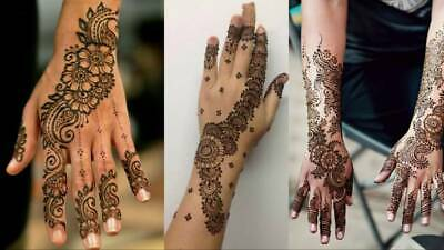 Suhagan By Suki's Imports Mehndi Henna Cones Instant For Wedding Occassions