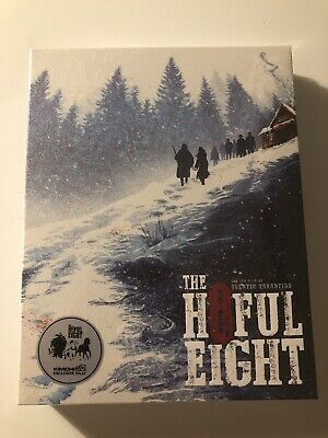 The Hateful Eight (Blu-ray/OST ) Full Slip Case Steelbook Edition / kimchiDVD