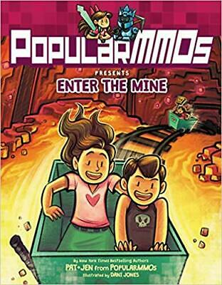 PopularMMOs Presents Enter the Mine by PopularMMOs HARDCOVER