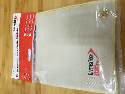 Heat Resistant Cloth, 18X18 DIVERSITECH 16510