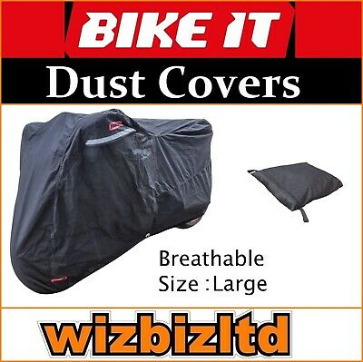 Indoor Breathable Motorcycle Dust Cover Suzuki 1100 GSX G 1993 RCOIDR03