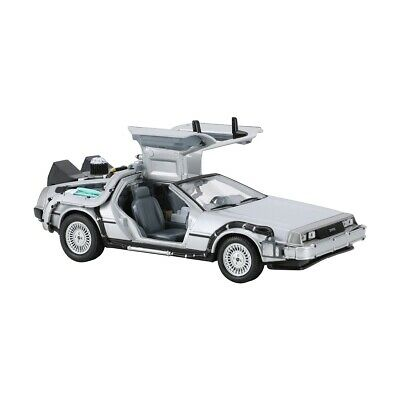 NEW Back To The Future Delorean Time Machine 1:24 Diecast Vehicle Birthday Gift
