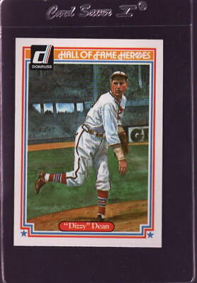 1983 Donruss Hall Of Fame Heroes #29 Dizzy Dean Mint *177690