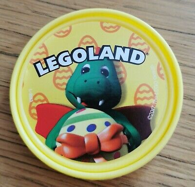 Merlin 2017 limited New lego legoland Windsor Easter Ollie pop badge