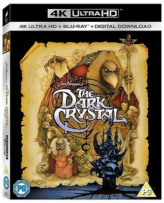 The Dark Crystal (4K with Blu-ray) [UHD] Official UK Stock - Stunning Gift Idea