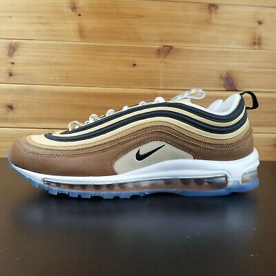 super specials info for factory outlets NIKE AIR MAX 97 Shipping Box Ale Brown Black Elemental Gold ...