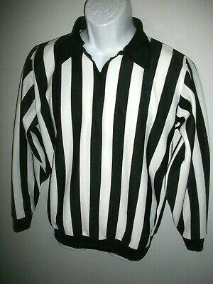 b6d919cf696 Mens CCM Hockey Roller Hockey Referee (Arm Band Snaps) / Linesmen Jersey sz.