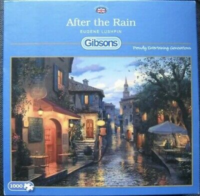 After the Rain 1000pc Jigsaw Puzzle by