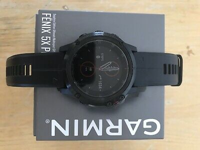GARMIN FENIX 5 Plus Rrp £599 - £430 00 | PicClick UK