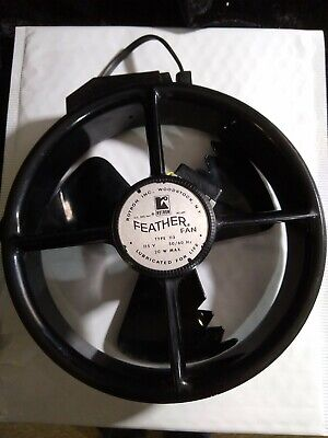 Feather Fan Type 113 Tested
