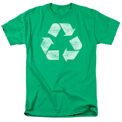 Recycle - S S Adult 18 1 Short Sleeve T-Shirt Licensed Graphic SM-5X