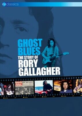 Rory Gallagher Ghost Blues The Story of Rory Gallagher DVD All Regions NTSC NEW