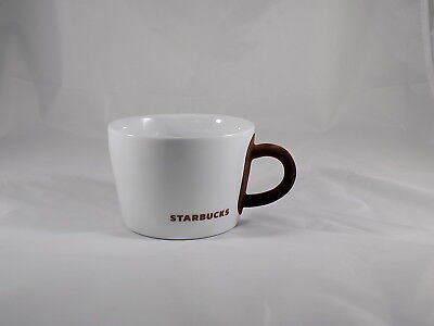Starbucks 2010 Porcelain by Kahla Brown Velvet handle coffee mug Germany