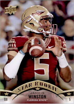 2015 Upper Deck Star Rookies Football (Pick Your Players)