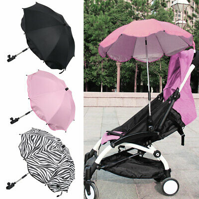 Baby Kids Parasol Universal Sun Umbrella Shade Canopy For Pushchair Pram Buggy