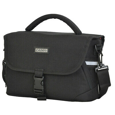 For Nikon Canon Sony DSLR Portable Cameras Lenses D12 Medium Camera Case Bag