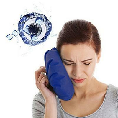 New Ice Bag Pain Relief Heat Pack Sports Injury Reusable First Aid for Head DE